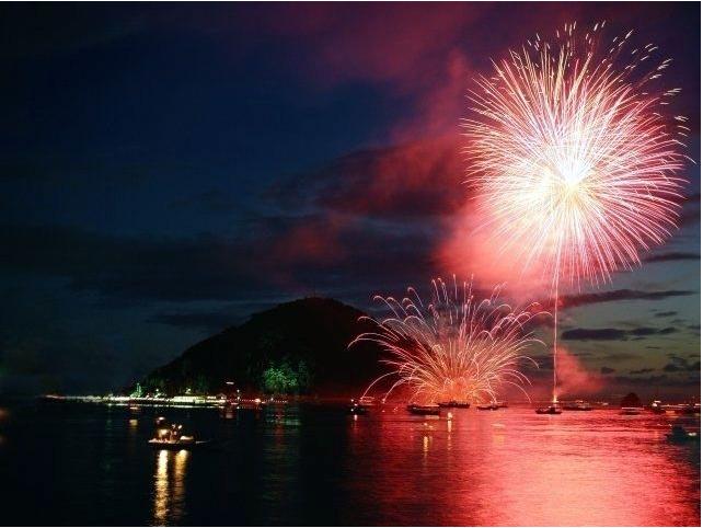 7月29日は北条の花火大会です