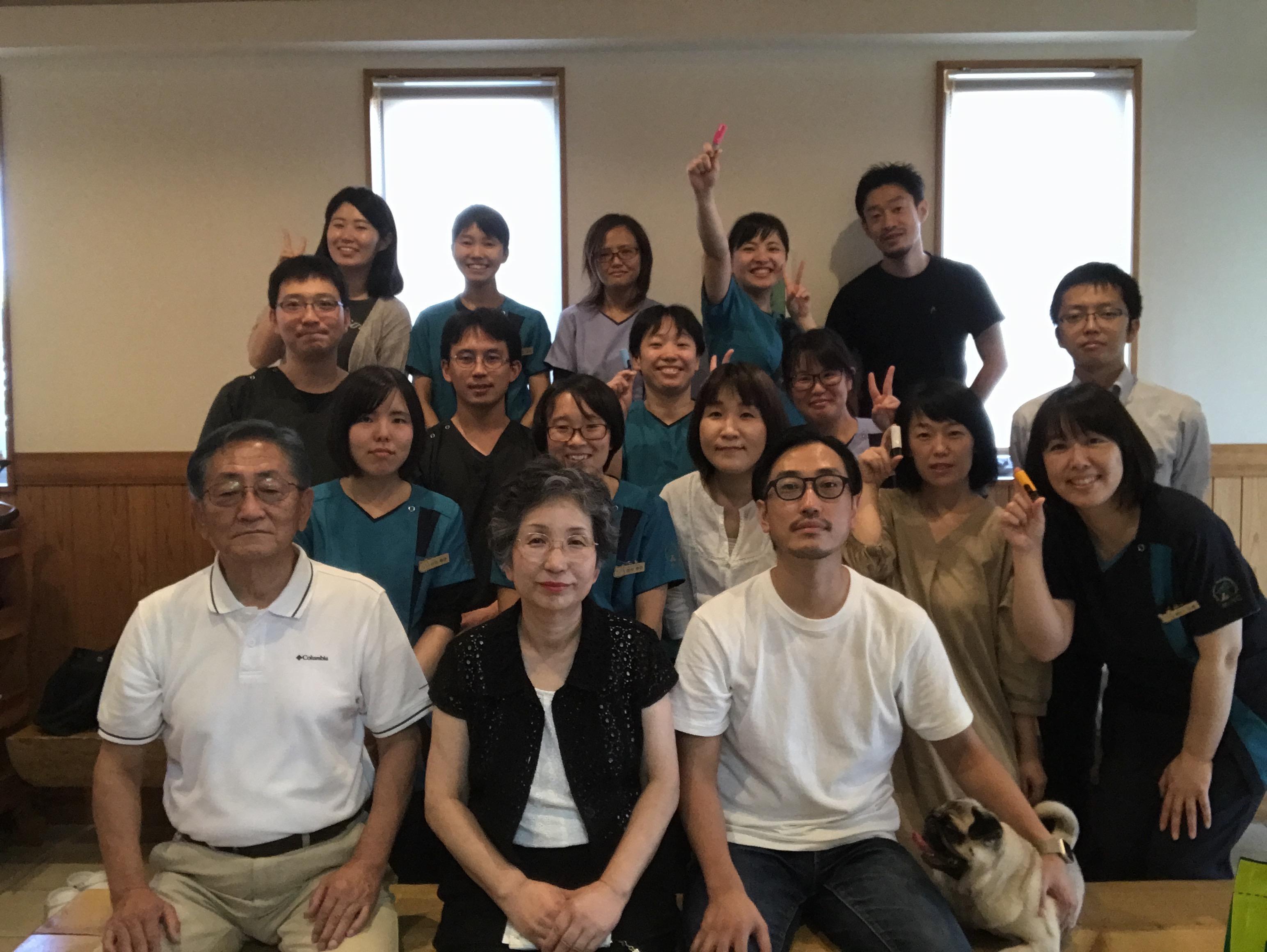 松山 ほうじょう動物クリニック 〜創立8周年〜